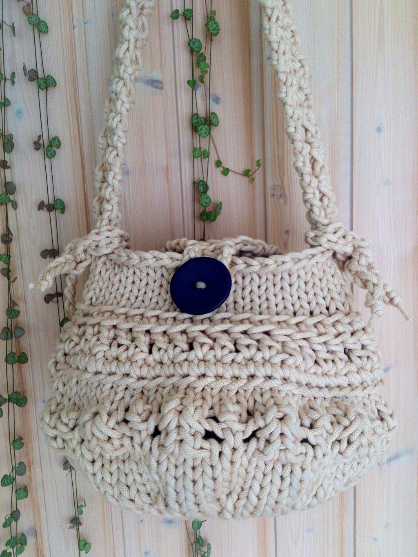 Textilgarn Grob Versträkelt Inspirationen Ansalias Welt