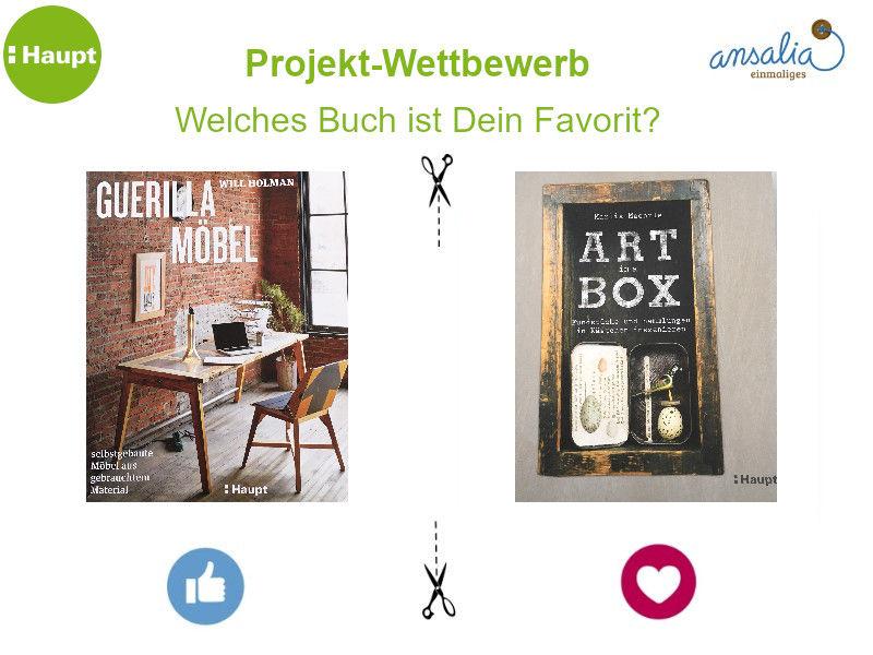 Gewinnen Sie ein Buch aus dem Haupt Verlag | Wettbewerbe | ansalia\'s ...