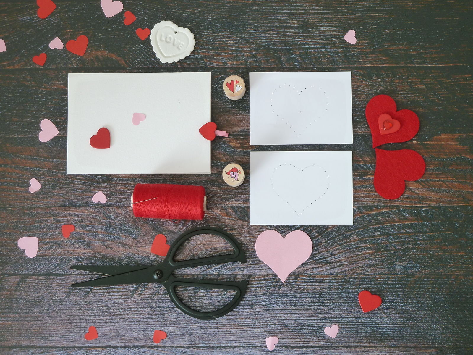Will you be my Valentine? | DIY Anleitungen | ansalia\'s Welt