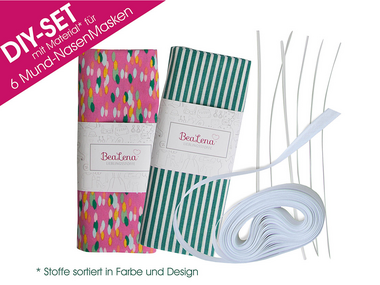 DIY - SET Masken