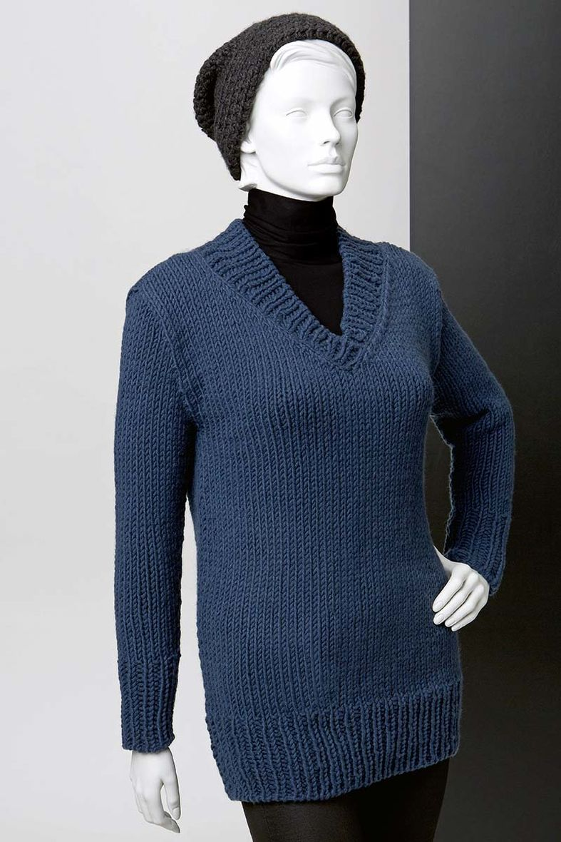 Niedlich Freie Strickmuster Pullover Fotos - Schnittmuster Kleid ...