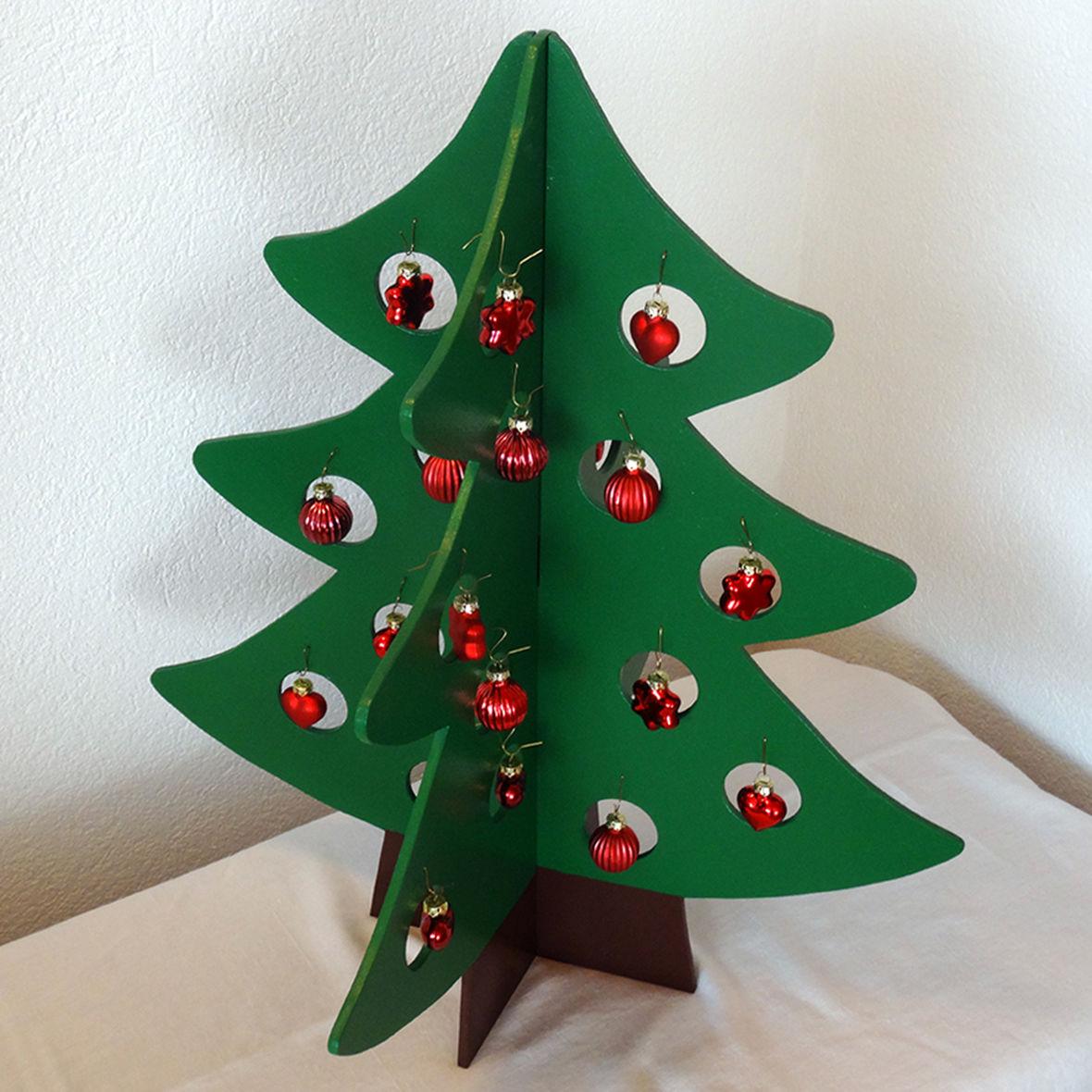 Weihnachtskalender Tannenbaum.Adventskalender Tannenbaum Oder Nadelloser Weihnachtsbaum