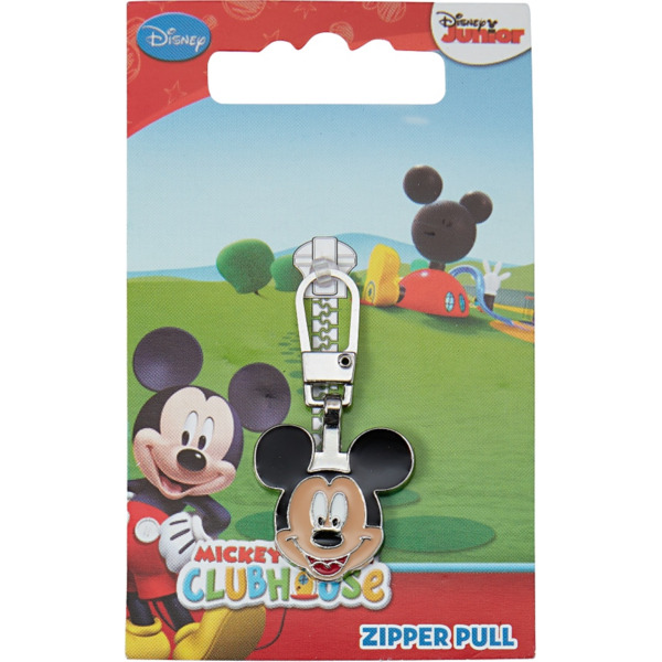Fashion-Zipper Mickey Maus Kopf