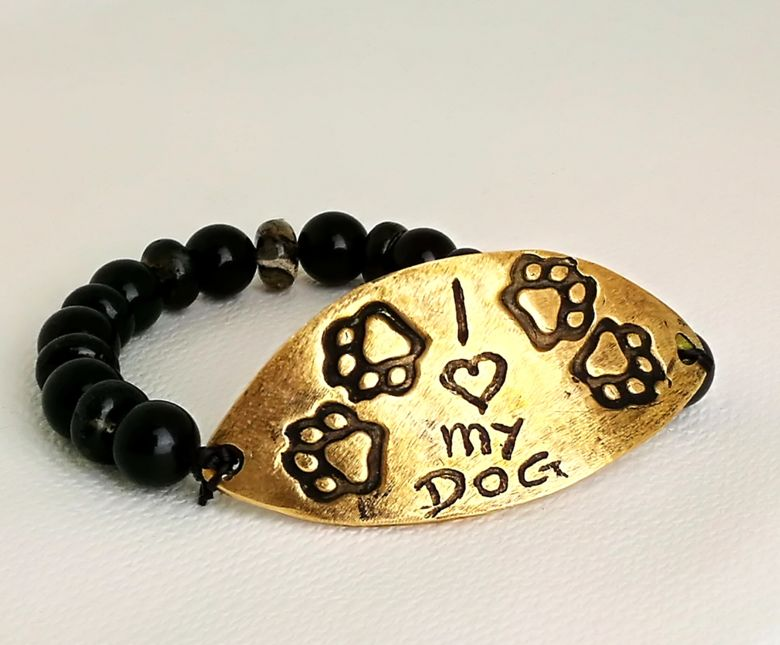 Armband l LOVE MY DOG