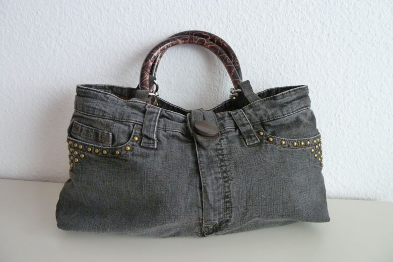 Handtasche Jeans Lady 1