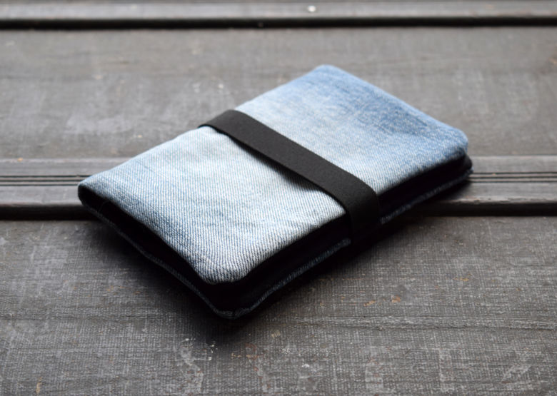 "Tabaktasche ""Jeans"""