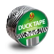 Duck Tape Rolle Muster, Stylish Zebra