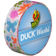 Duck Tape WASHI Bänder Rolle, Neon Nature