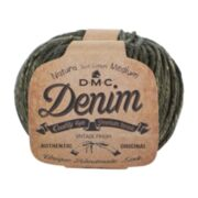 DMC COTTON NATURA DENIM  100% CO 10 x
