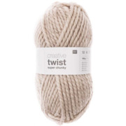Creative Twist Super Chunky, natur
