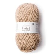 Creative Twist Super Chunky, beige