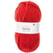 Creative Twist Super Chunky, rot