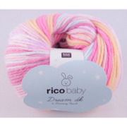 Baby Dream Luxury touch, rosa mix