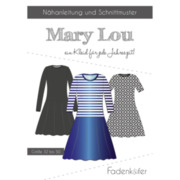 Papierschnittmuster, Mary Lou