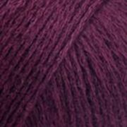 CASHMERE COTTON - BORDEAUX