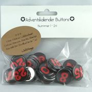 ★ Adventskalender Buttons ★