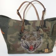 Shopper mit Tiger