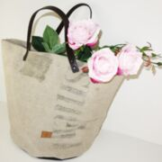Shabby chic Shopper