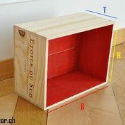 schubladenstock mit weinkisten schubladen mod s05. Black Bedroom Furniture Sets. Home Design Ideas