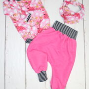 "Baby-Set  ""Flamingo"""