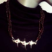 "Collier ""Lady Granat"""