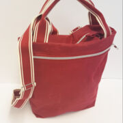 2in1 Bag Shopper-Rucksack
