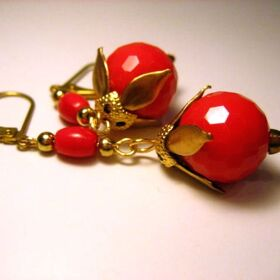 Ohrschmuck *Red Cherry*