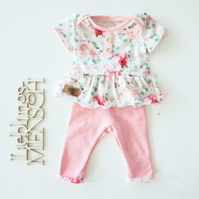 "Shirt  Leggins ""Rosen"" Gr6268"