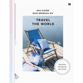 Das kleine Rico Nähbuch, Travel the World