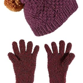 Strickanleitung Hat and gloves