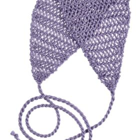 Strickanleitung Headband with cord