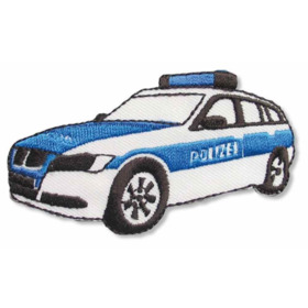 Applikation, Polizeiauto