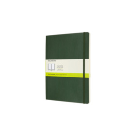 MOLESKINE NOTIZBUCH XL BLANCO SOFTCOVER