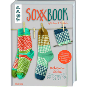 Topp SoxxBook by Stine & Stitch