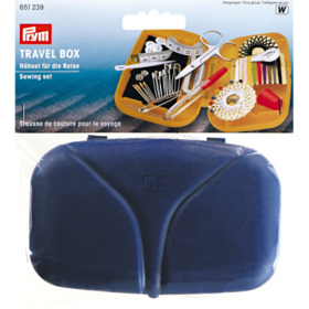 Travel Box M Nähset
