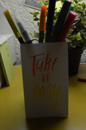 handlettering mit tombows