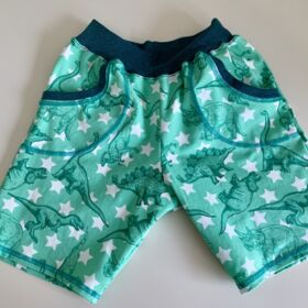 Coole Dinosaurier Shorts