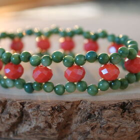 "Armband ""Fruity Wave"""