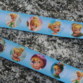 1m Webband Nr.69 Tinkerbell