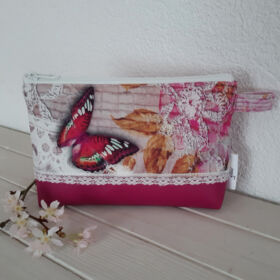 "Necessaire ""Butterfly"""