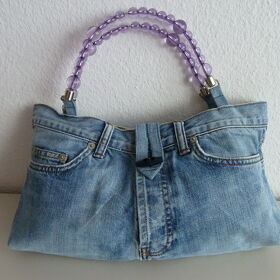 "Handtasche Jeans ""Lady 3"""