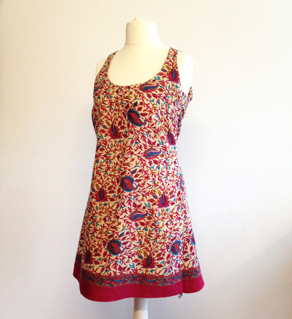 Schnittmuster Kleid ADA