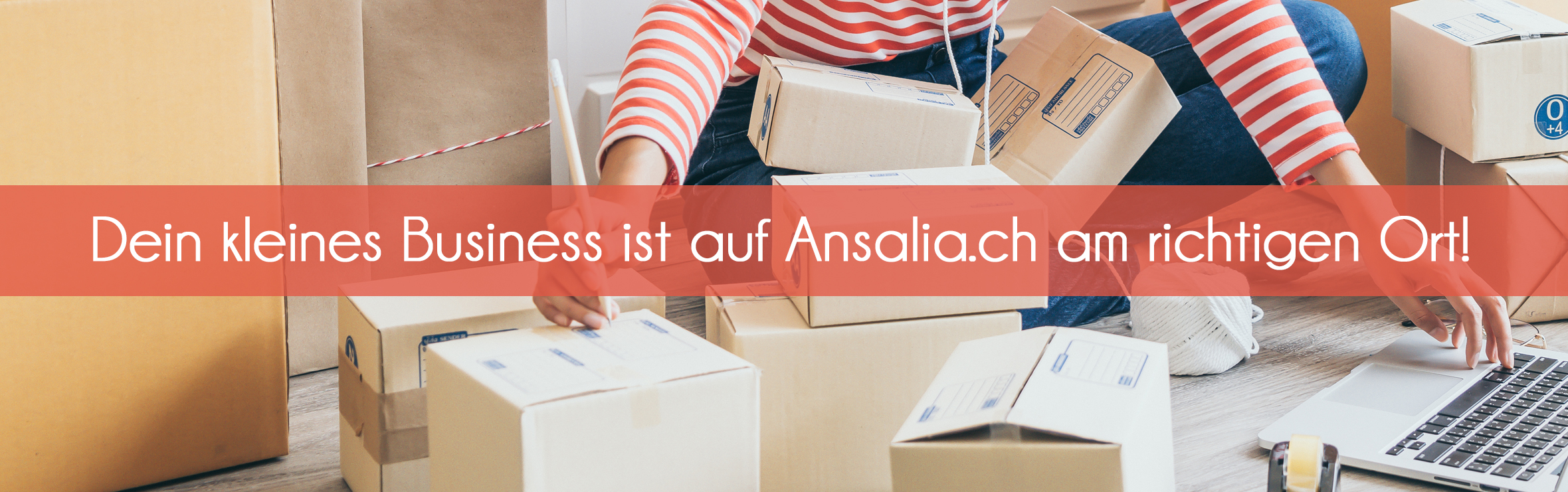 Business auf ansalia
